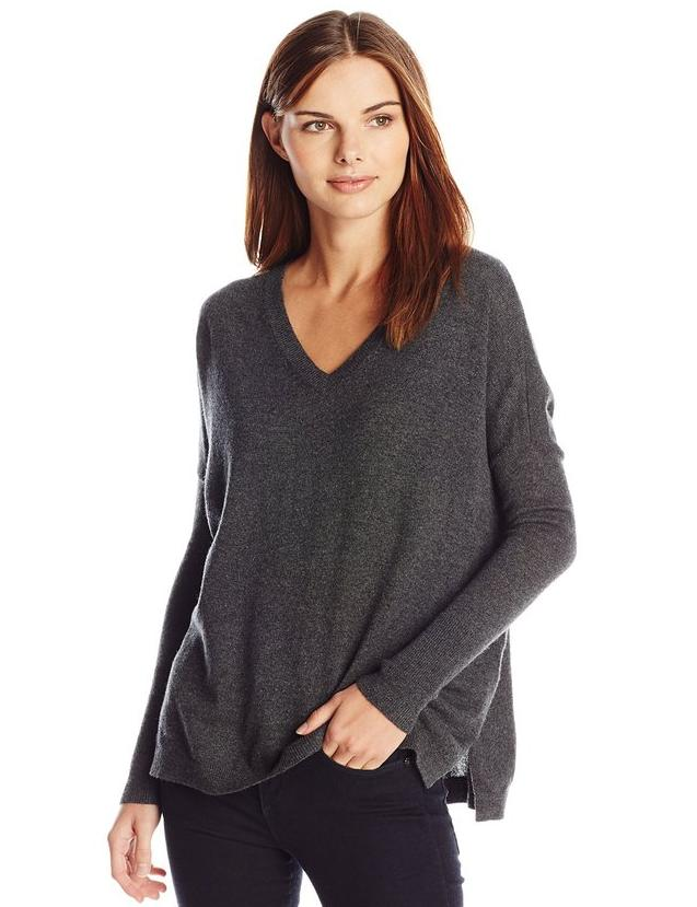 Up to 60% Off+Extra 25% Off Lark & Ro Women's 100% Cashmere Sweater @ Amazon
