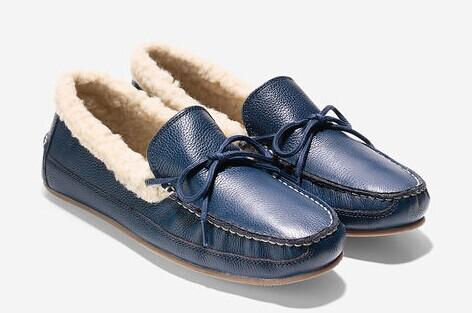 Griffin Slipper @ Cole Haan