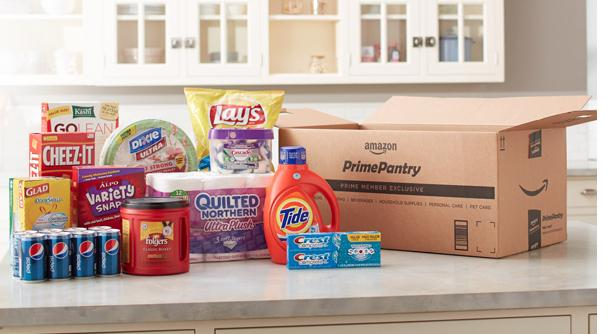 Free Shipping Prime Pantry with 4 Qualifying Purchase