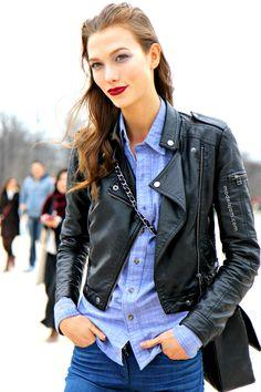 Up to 75% Off Leather Jacket Sale @ The Outnet