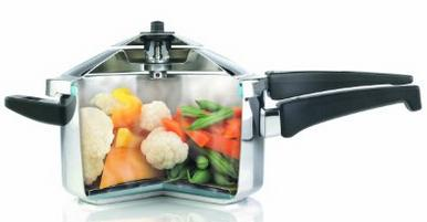 Kuhn Rikon Duromatic Top Model Energy Efficient Pressure Cooker