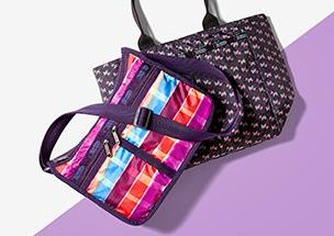 Up to 63% Off LeSportsac Handbags, Backpacks @ MYHABIT
