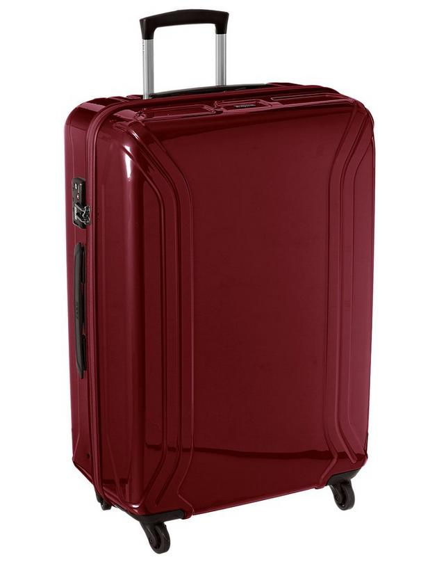 Zero Halliburton Air Ii 26 Inch 4 Wheel Spinner Travel Case