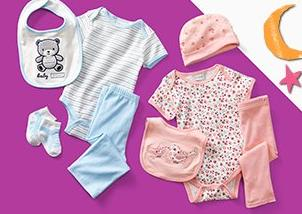 Up to 75% Off Rompers & More for Baby @ MYHABIT