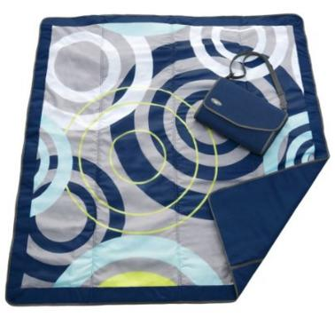 JJ Cole Outdoor Blanket, 5' x 5'