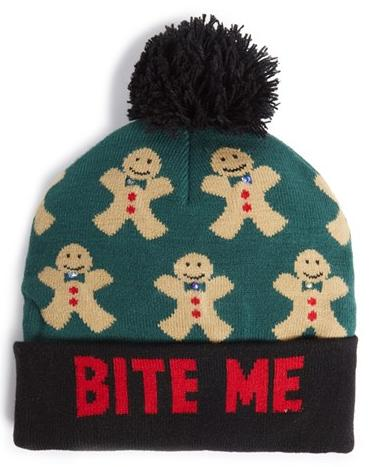 Capelli of New York 'Bite Me' LED Beanie