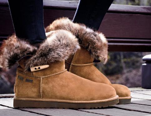 $74.99 UGG Australia® 'Meadow' Convertible Cuff Boot