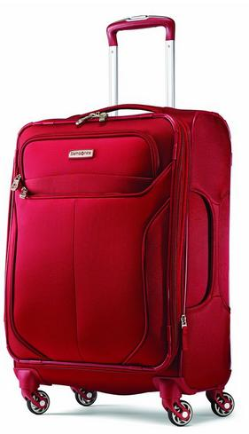 $75.34 Samsonite Liftwo Spinner 21 Luggage