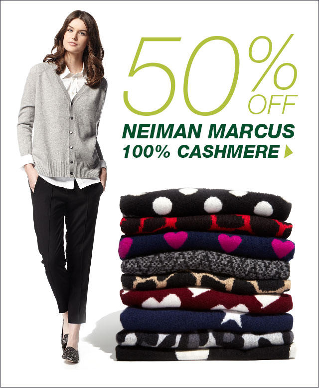Extra 50% Off Cashmere & Sweaters @ LastCall by Neiman Marcus