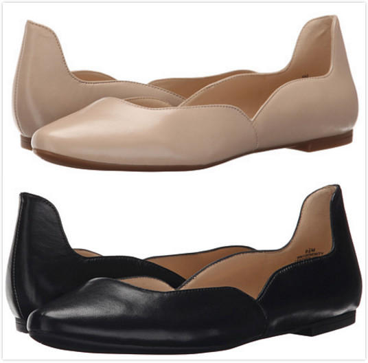 Nine West Zerenity Women's Flats On Sale @ 6PM.com