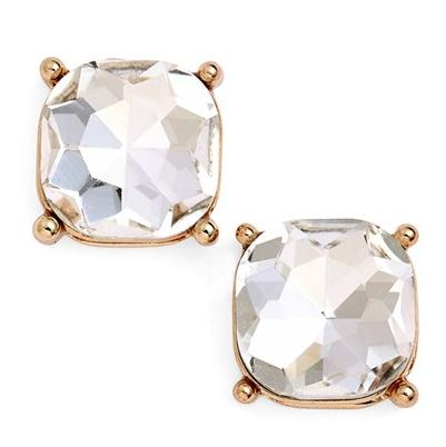 BP. Stone Stud Earrings @ Nordstrom