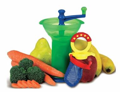 Munchkin Fresh Feeding Set @ Amazon