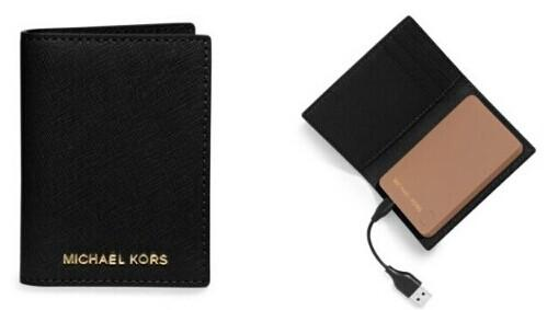 Battery Wallet @ Michael Kors