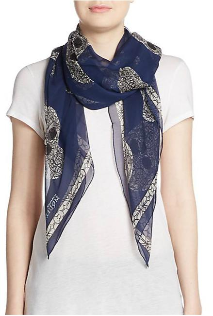 Up to 66% Off Select Alexander McQueen Scarves Sale @ Saks Off 5th