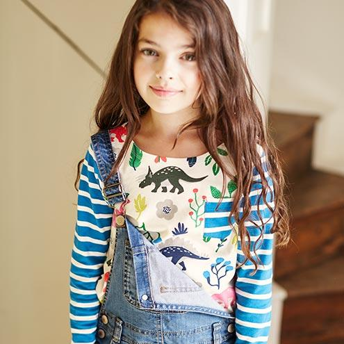 Up to 50% Off Kids Clothing @ Boden