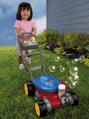 $14.99 Fisher-Price Bubble Mower @ Amazon