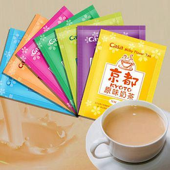 10% Off CASA Milk Tea 10 Bags, Multiple Flavor Available @ Yamibuy