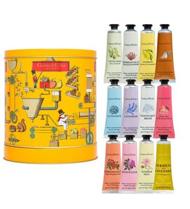 Crabtree & Evelyn Crabtree & Evelyn 'Memory Makers' Hand Therapy Musical Tin ($108 Value) @ Nordstrom