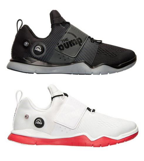Men's Reebok ZPump Fusion TR Training Shoes