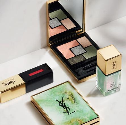 New Released! YSL Spring Look 2016 @ YSL Beauty