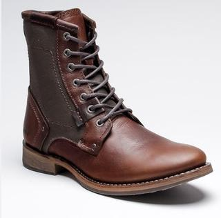 Caterpillar Abe Canvas Men's Boots