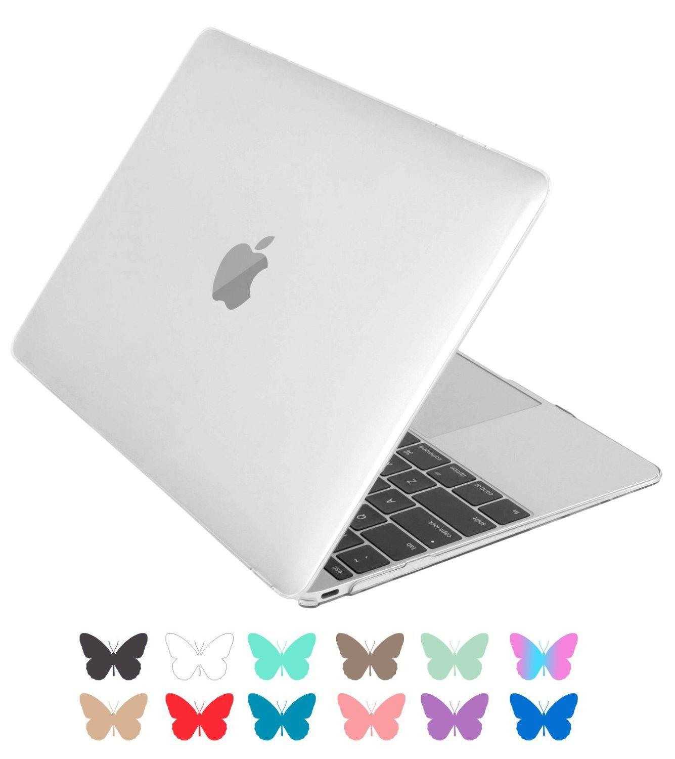 As low as $8.95 Mosiso Hard Shell Protective Case for New Macbook 12