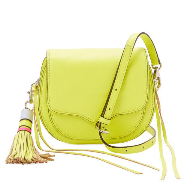 Rebecca Minkoff Sydney Mini Leather Crossbody