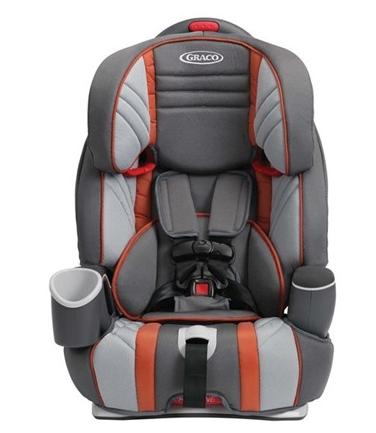 Graco Nautilus 3-in-1 PLUS Car Seat