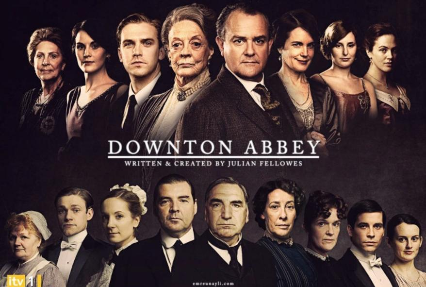Deal of The Day! Masterpiece Classic: Downton Abbey: Seasons 1-5,DVD/Blu-ray