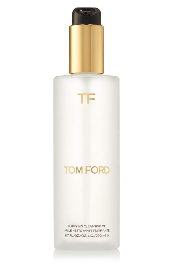 New Release Tom Ford launched New Purifying Cleansing Oil