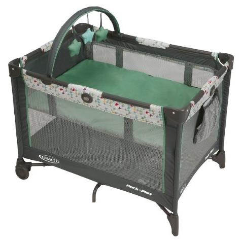 Graco Pack 'n Play On The Go Playard @ Amazon