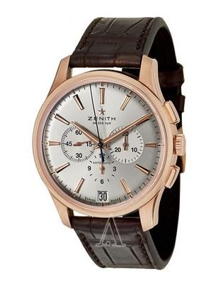 Zenith Men's Captain Chronograph Watch, 18-2110-400-01-C498 (Dealmoon exclusive)