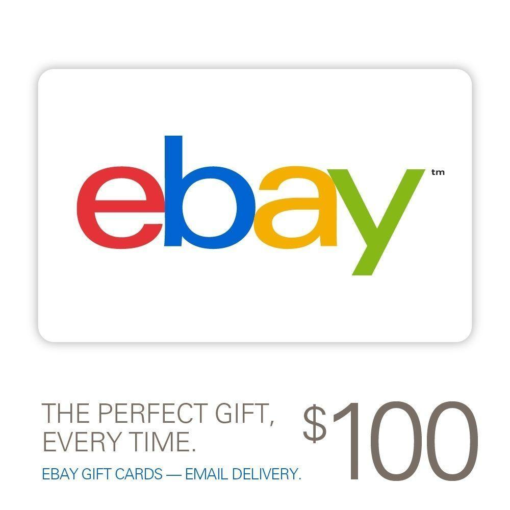 Save up to 20% Great Gift Card deals @ebay