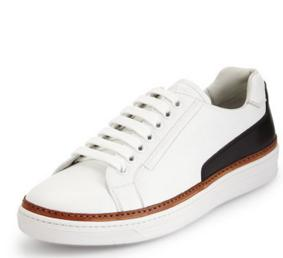 Up to 50% Off + Extra 25% off Men's White Shoes @ Neiman Marcus