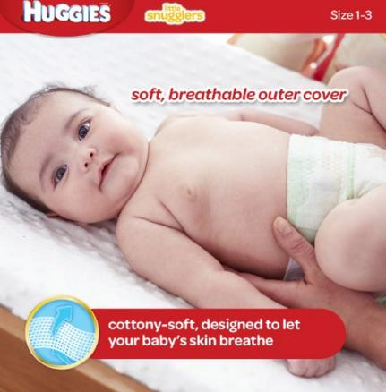 Additional 30% OFF Huggies Little Snugglers Diapers