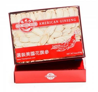$168/4 Boxes + Free Shipping + Free Gift American Ginseng XL-AAA 4oz Sale @ TS