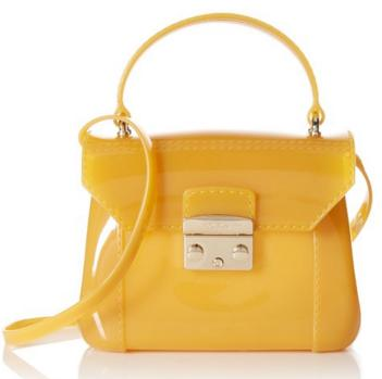 $96.15 Furla Candy Bon Bon Mini Cross-Body Bag