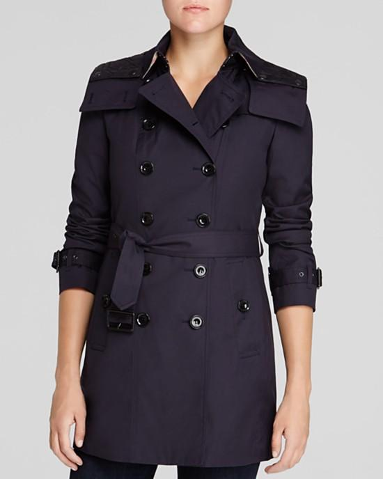 $686.55 Burberry Brit Reymoore Jacket