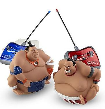 Sumo King Wrestling RC Fighters