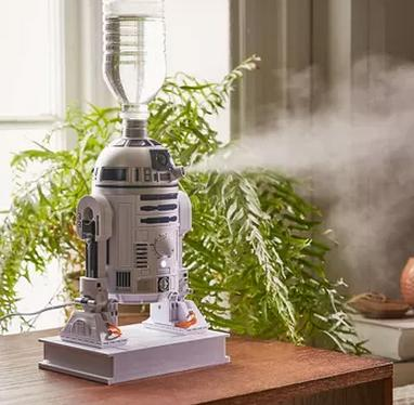 Star Wars R2D2 Personal Humidifier Ultrasonic Cool Mist Humidifier