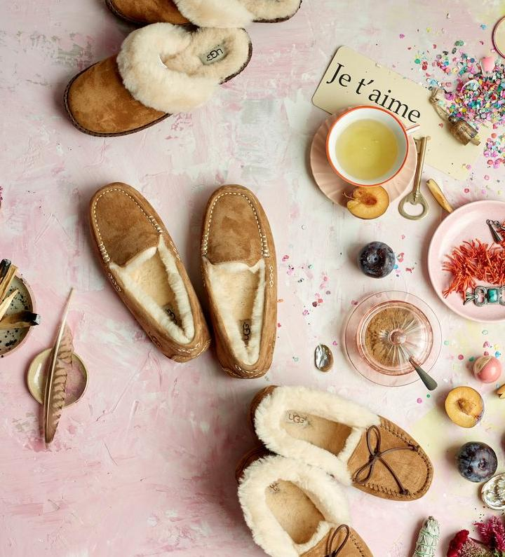 Up to 72% Off UGG Women's Slippers @ 6PM.com