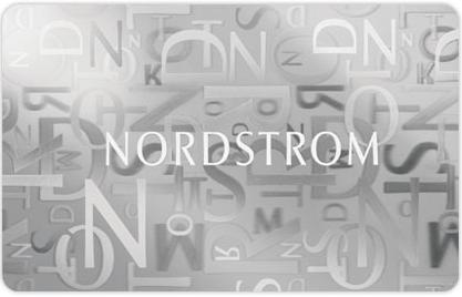 Free $20 Card with $150 eGift Card Purchase, $40 Card with $250 purchase Nordstrom eGift Card Sale