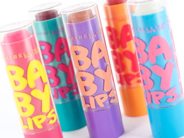 $1.66 Maybelline New York Baby Lips Moisturizing Lip Balm, Cherry Me, 0.15 Ounce