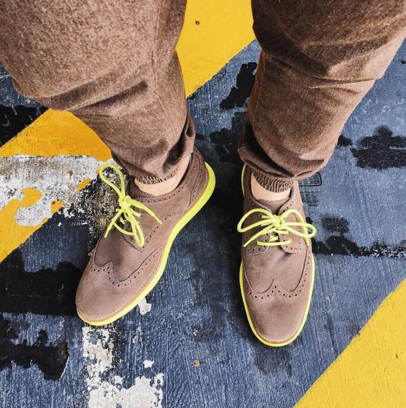 Up to 40% Off Men's Oxford Shoes Sale @ Cole Haan