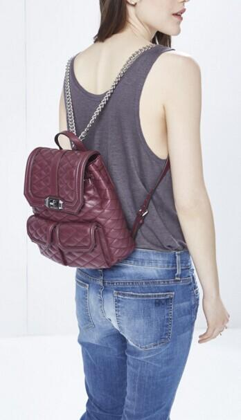 LOVE BACKPACK @ Rebecca Minkoff