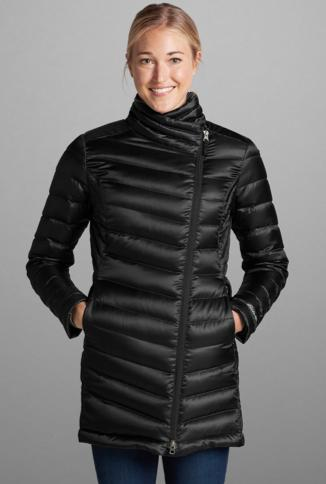 Eddie Bauer Women's Alpine Express Down Parka