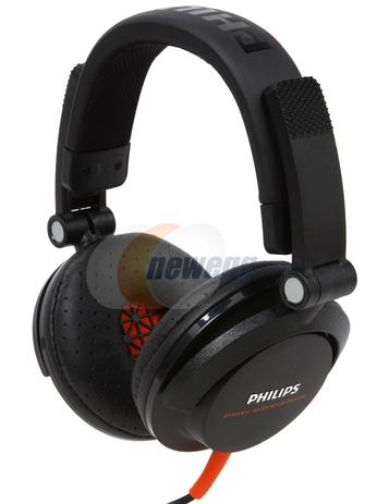Philips SHL3300 DJ Over-Ear Headphones