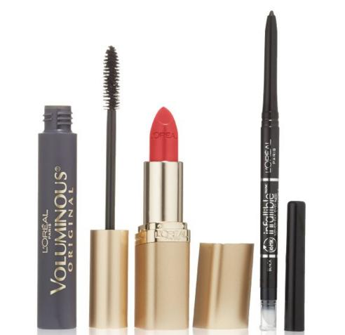 L'Oreal Paris Icons Holiday Kit