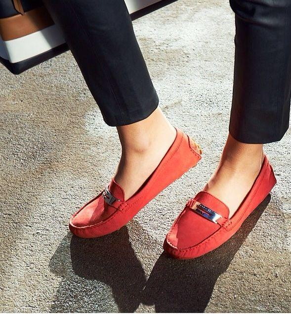 Up to 62% Off Coach Loafer Sale @ 6PM.com