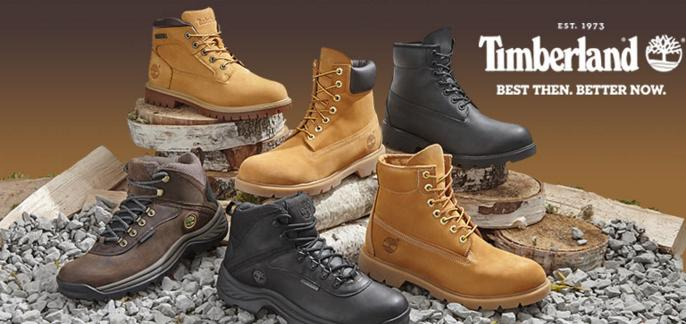 Extra 25% Off+Extra 10% Off+Free Shipping Sale Items @ Timberland